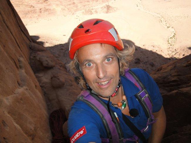 Jesús Calleja, el aventurero más televisivo del momento.