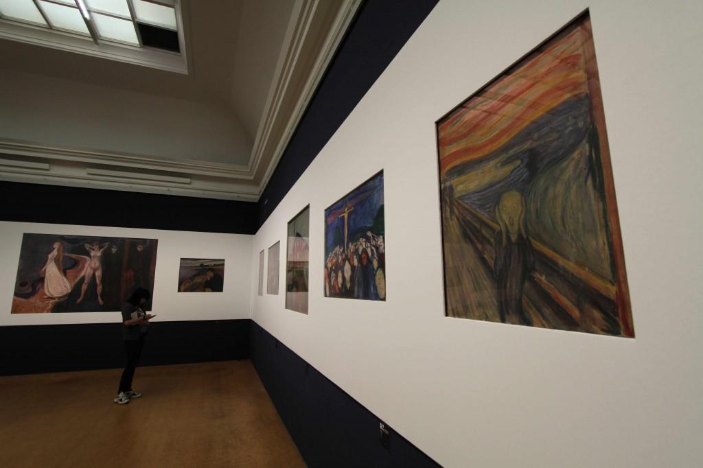 National Gallery donde se encuentran varias copias del famoso Grito.