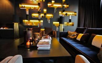 El hotel The Thief se encuentra en uno de los barrios más modernos de Oslo (Noruega) junto al Museo de Arte Moderno