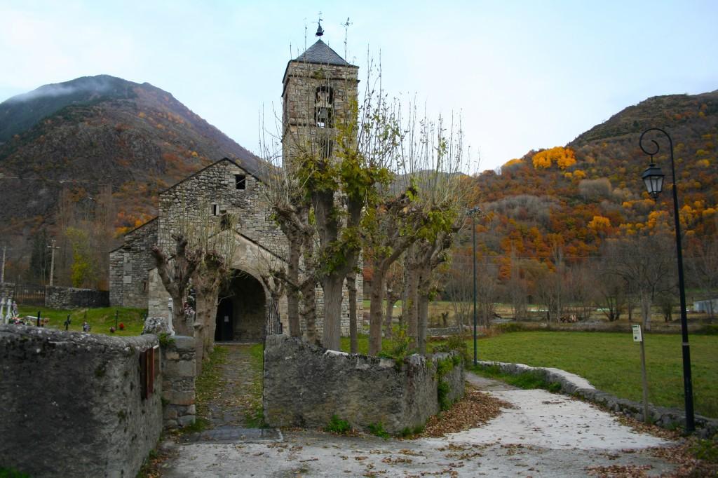 La vall de bo el valle del rom nico lavueltaalmundo es - Pintores en lleida ...