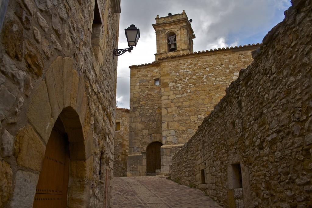 """Culla y su espectacular """"Carrasca"""" es uno de los lugares más visitados del interior de Castellón."""