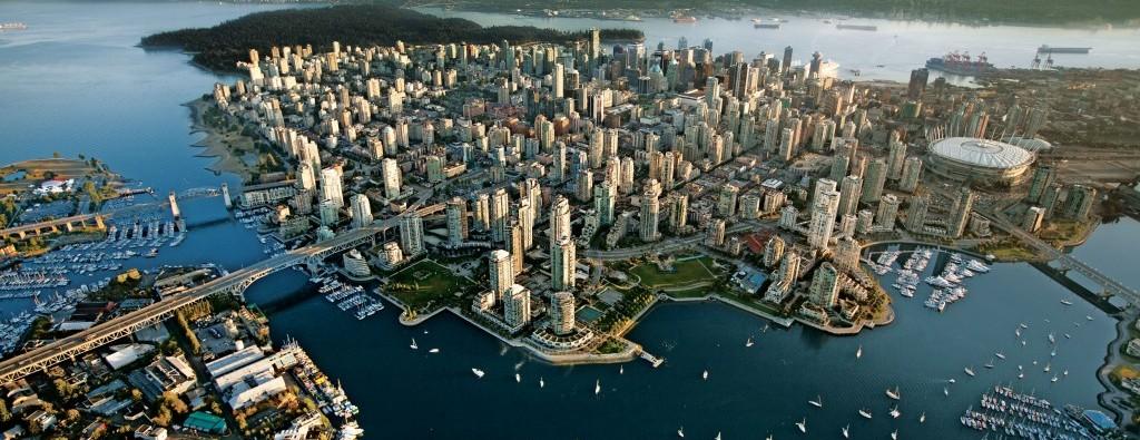 Vancouver (Canadá) destaca por sus grandes atractivos naturales a un tiro de piedra.
