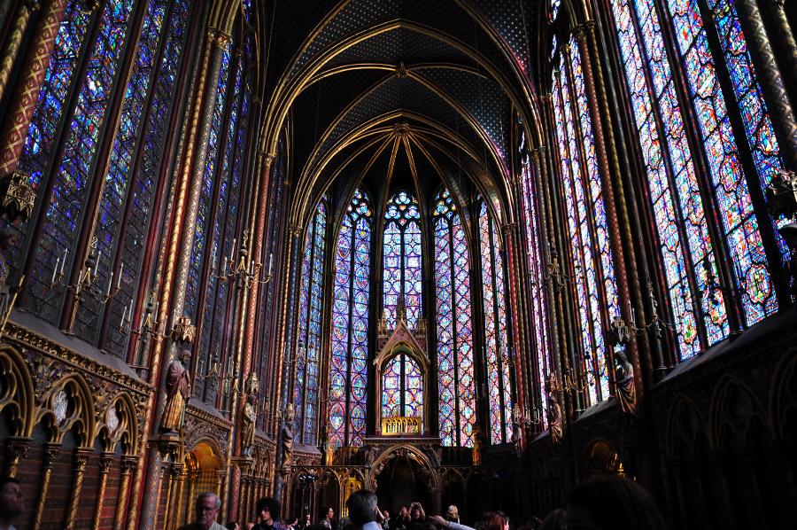 sainte-chapelle-vidrieras