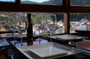 Vinos y tapas en La Vinya en Vilafamés (Castellón)