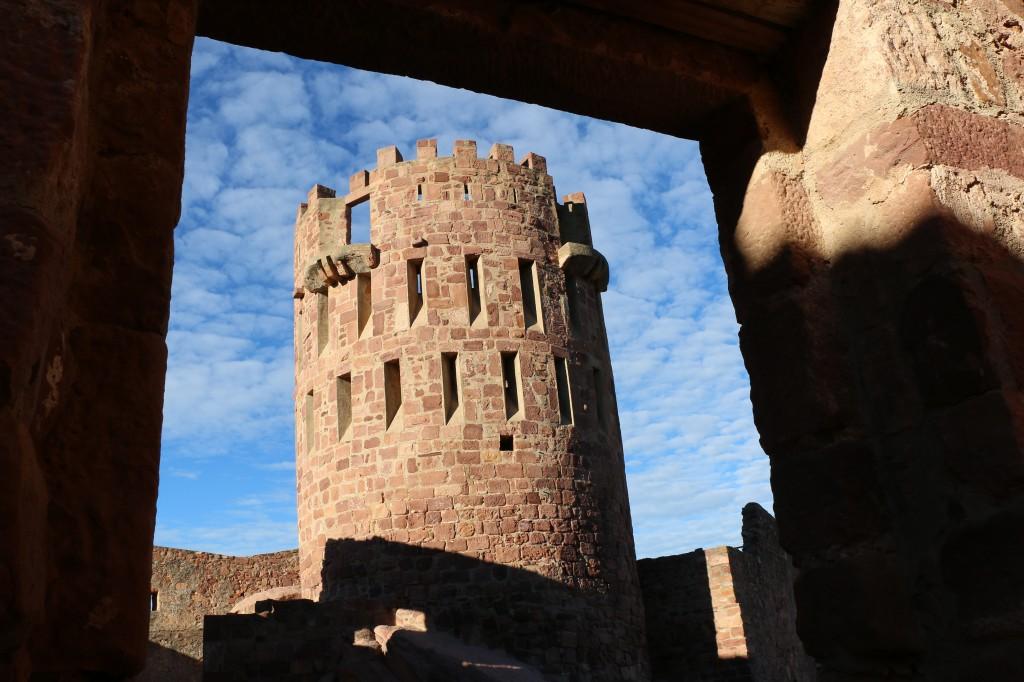 El castillo de Vilafamés es uno de los atractivos de este pueblo castellonense.