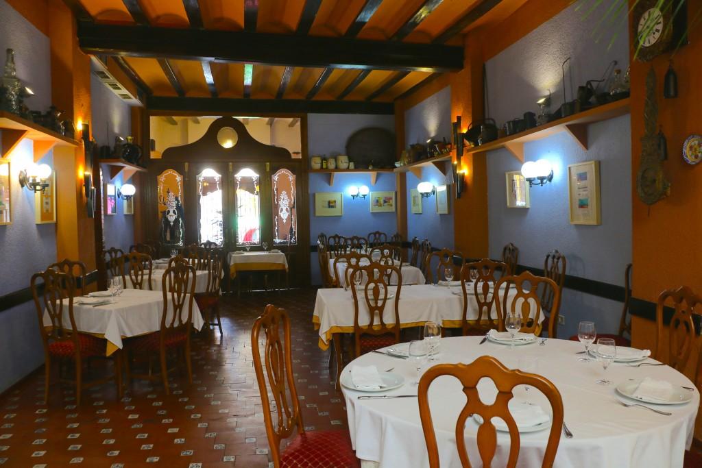 El restaurante Casa la Abuela abrió sus puertas en 1965.
