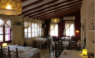 El restaurante Mora de Guadalest tiene más de 30 años de historia.