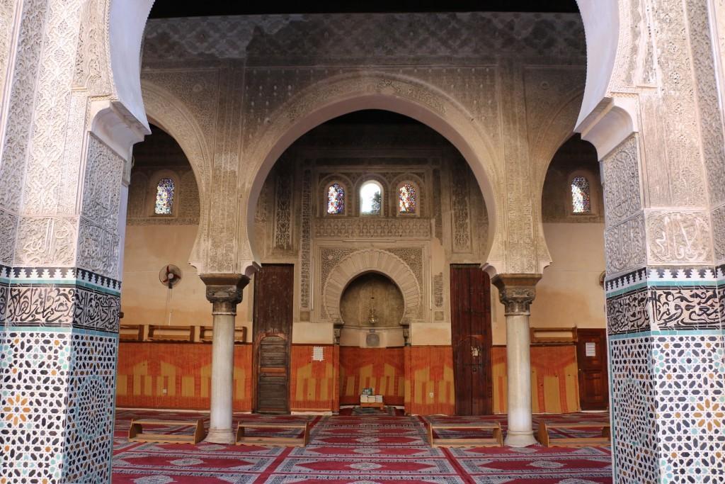 La Madrasa de Fez.