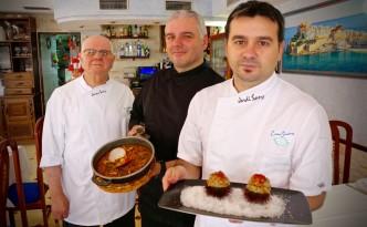 Casa Jaime lleva medio siglo como un estandarte de la cocina de Peñíscola.